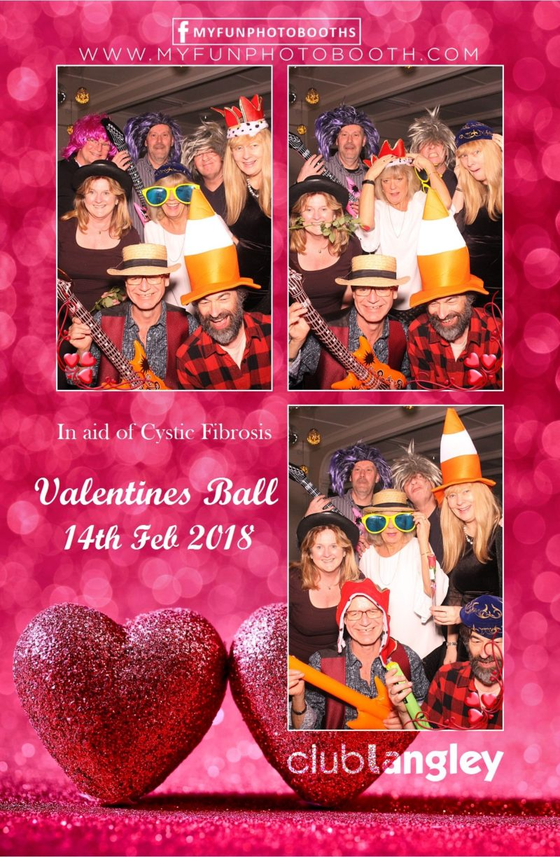 Photobooth hire for valentines partys
