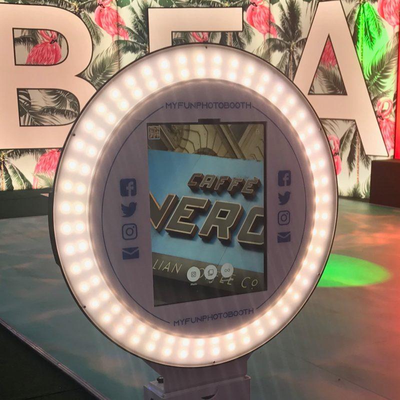Brighton Selfie Pod