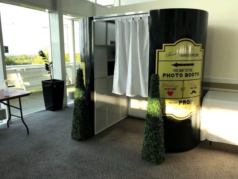 Brighton wedding photo booth