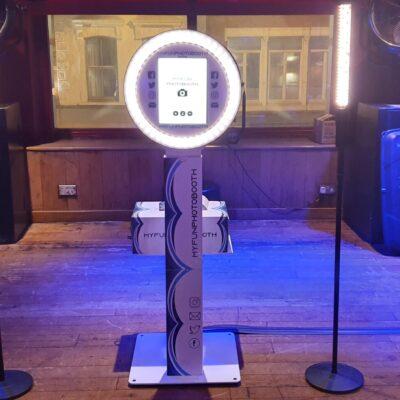 Birthday Selfie Pod and Selfie Mirror Photo Booths in Croydon.