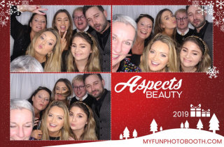 Christmas Party with a Photo Booth