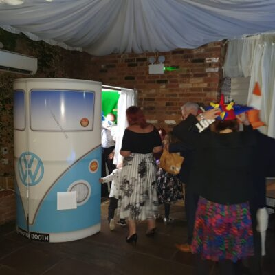 Traditional Photo Booth hire in Crawley for weddings.