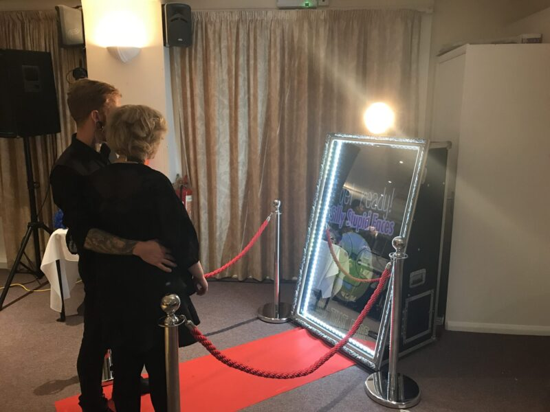 Photo Booth Hire in London for a Party