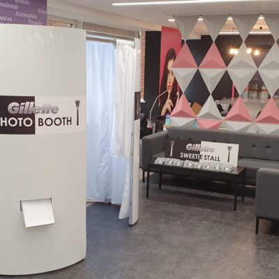 Photo Booth Hire in Croydon used at Weddings