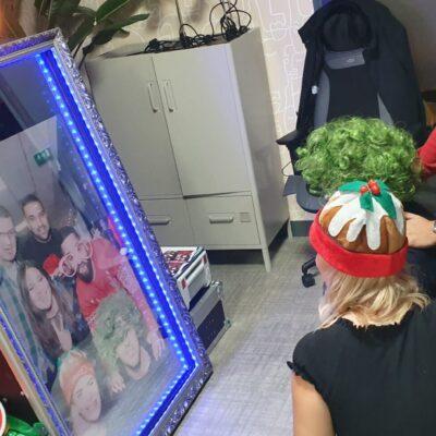 Party Selfie Mirror Booth in Croydon
