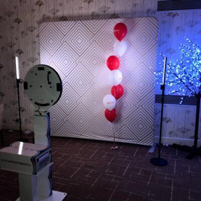 Croydon Photo Booth Hire for Weddings