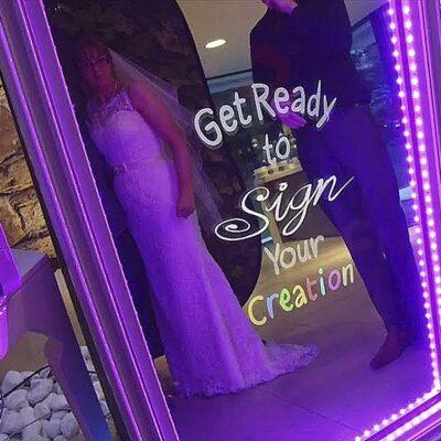 Croydon Photo Booth Weddings