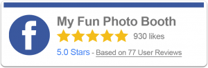 Facebook Review for Photo Booth Hire