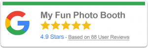 Google Review for Photo Booth Hire