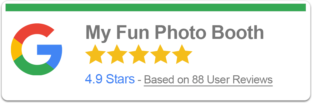 My Fun Photo Booth Google Review