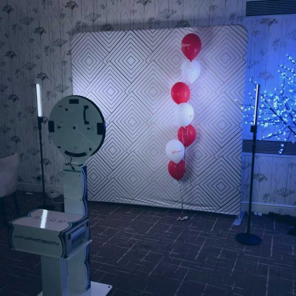 Selfie Pod Photo Booth